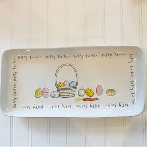 Rae Dunn Large Easter Serving Tray